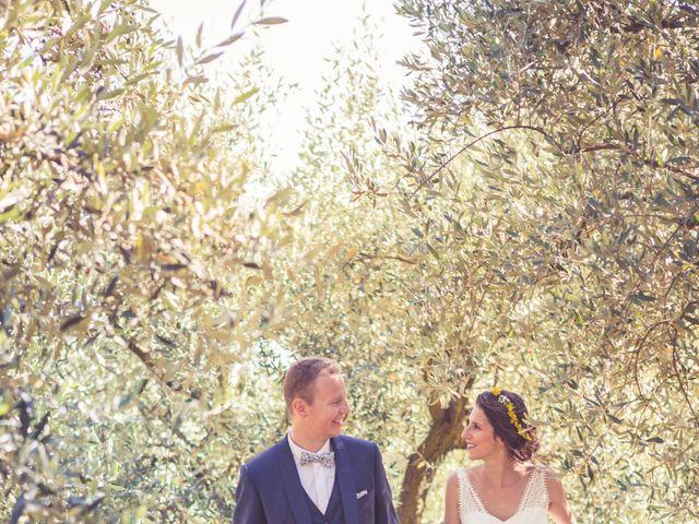 Le mariage de Jérôme et Emmanuelle à Nyons, Drôme 21