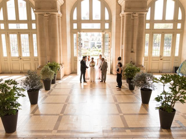 Le mariage de Vincent et Anne-Charlotte à Tours, Indre-et-Loire 21