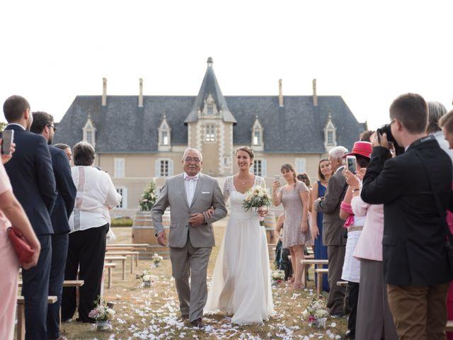Le mariage de Vincent et Anne-Charlotte à Tours, Indre-et-Loire 34