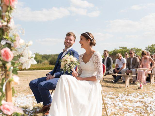 Le mariage de Vincent et Anne-Charlotte à Tours, Indre-et-Loire 35