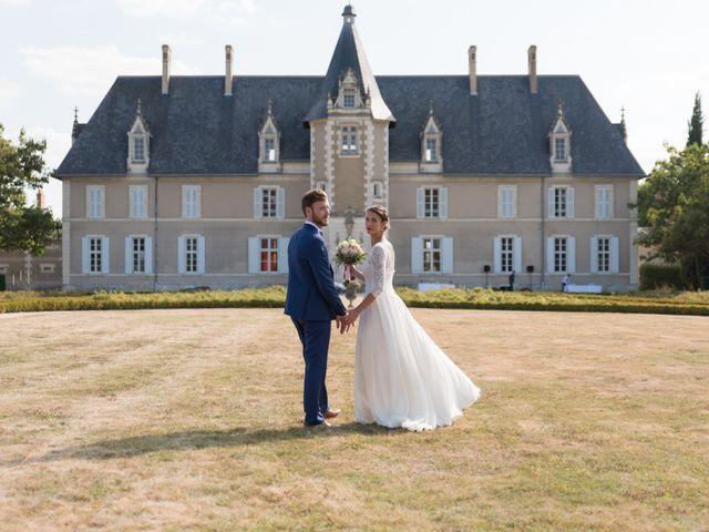 Le mariage de Vincent et Anne-Charlotte à Tours, Indre-et-Loire 48