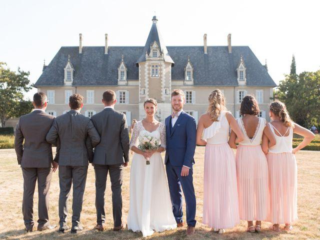 Le mariage de Vincent et Anne-Charlotte à Tours, Indre-et-Loire 55