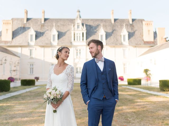 Le mariage de Vincent et Anne-Charlotte à Tours, Indre-et-Loire 68
