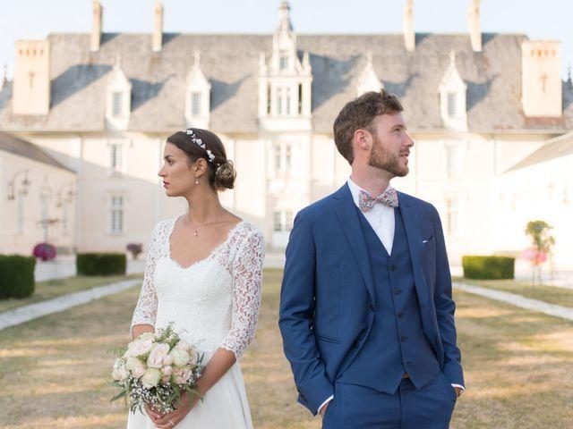 Le mariage de Vincent et Anne-Charlotte à Tours, Indre-et-Loire 69