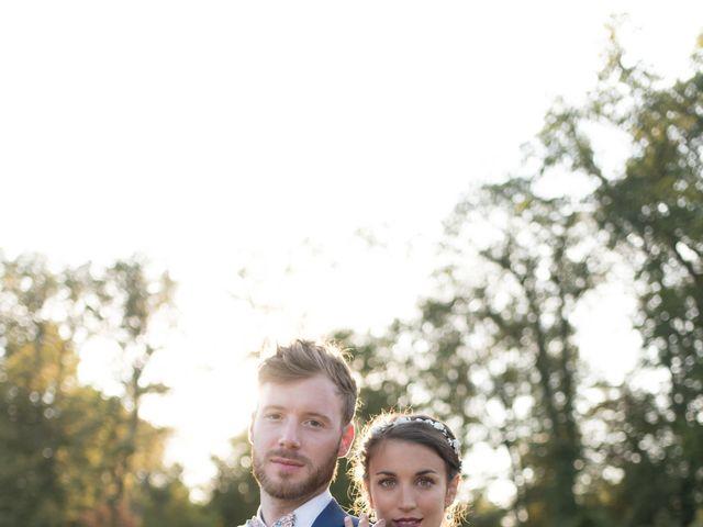 Le mariage de Vincent et Anne-Charlotte à Tours, Indre-et-Loire 72