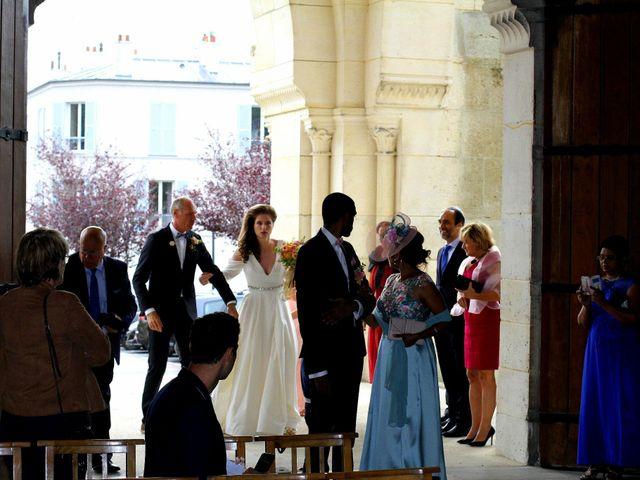 Le mariage de Brandon et Célina à Paray-Douaville, Yvelines 32