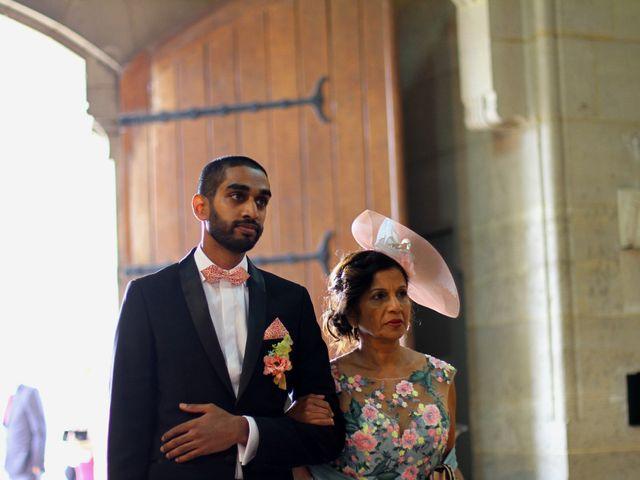 Le mariage de Brandon et Célina à Paray-Douaville, Yvelines 33