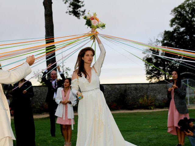 Le mariage de Brandon et Célina à Paray-Douaville, Yvelines 36