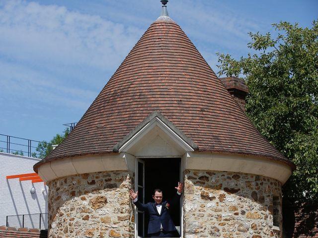 Le mariage de Sebastien et Marina à Meaux, Seine-et-Marne 25