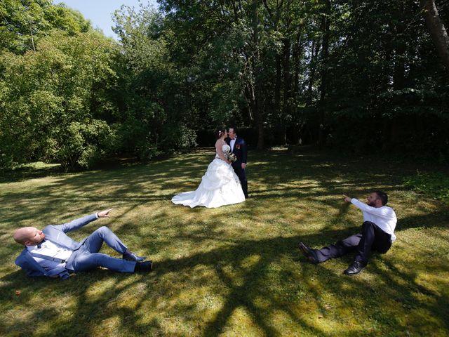 Le mariage de Sebastien et Marina à Meaux, Seine-et-Marne 31