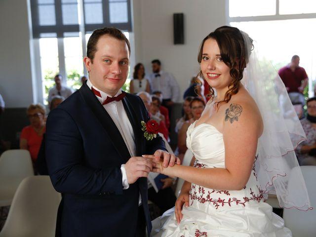 Le mariage de Sebastien et Marina à Meaux, Seine-et-Marne 74
