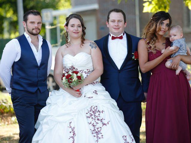 Le mariage de Sebastien et Marina à Meaux, Seine-et-Marne 91