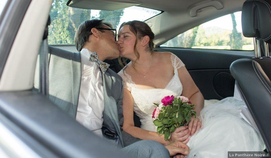 Le mariage de Mike et Camille à Salon-de-Provence, Bouches-du-Rhône