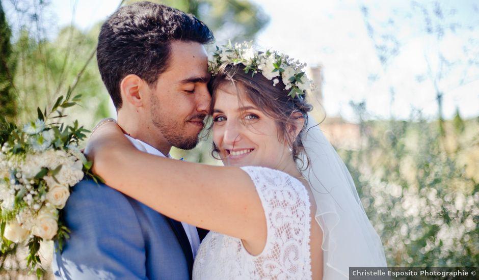 Le mariage de Mathieu et Adélaïde à Marseille, Bouches-du-Rhône