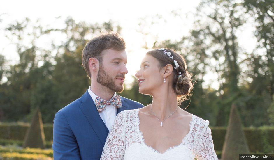 Le mariage de Vincent et Anne-Charlotte à Tours, Indre-et-Loire