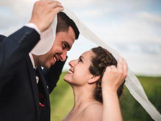 Le mariage de Aurélie et Franscesco