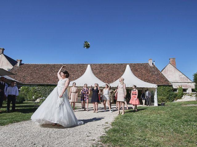 Le mariage de Kévin et Cécile à Blois, Loir-et-Cher 20
