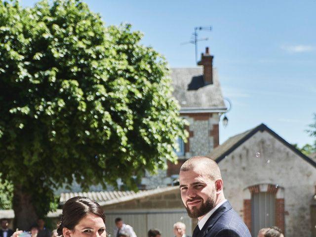 Le mariage de Kévin et Cécile à Blois, Loir-et-Cher 26