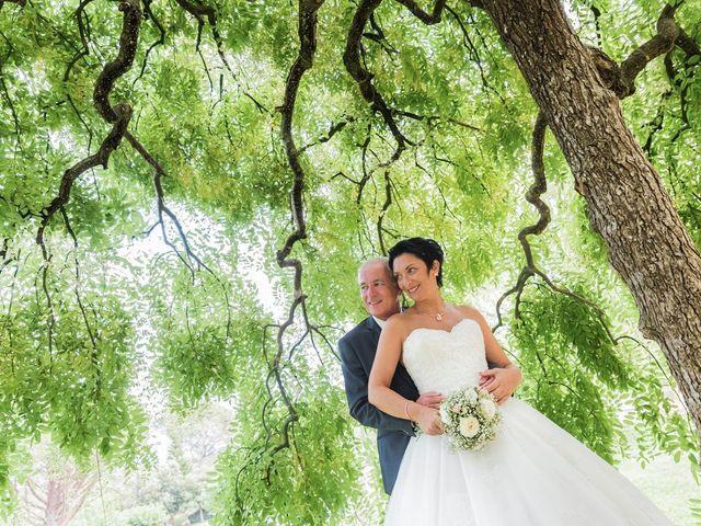 Le mariage de Jean-Marie et Sophie à Plan-de-la-Tour, Var 14