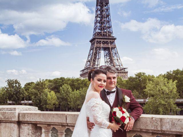 Le mariage de Mathieu et Sibel à Villejuif, Val-de-Marne 4