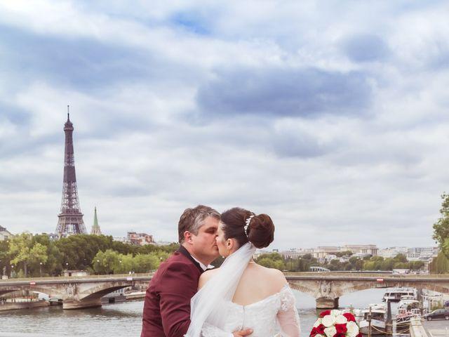 Le mariage de Mathieu et Sibel à Villejuif, Val-de-Marne 6