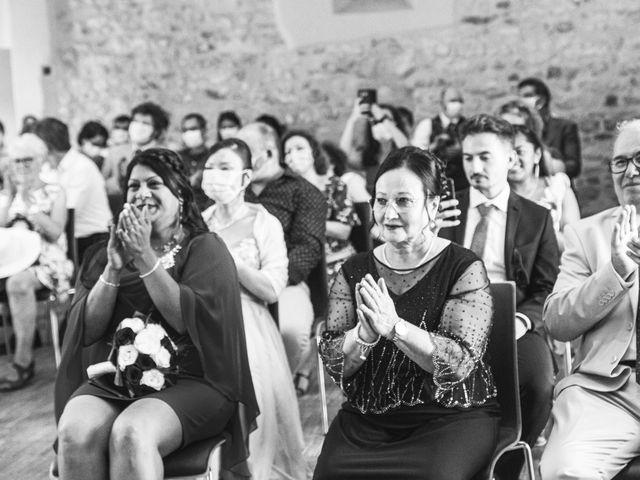 Le mariage de Mathieu et Sibel à Villejuif, Val-de-Marne 1