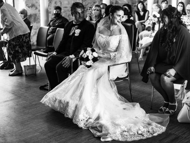 Le mariage de Sibel et Mathieu
