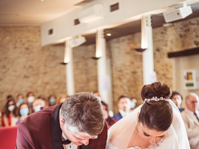 Le mariage de Mathieu et Sibel à Villejuif, Val-de-Marne 15