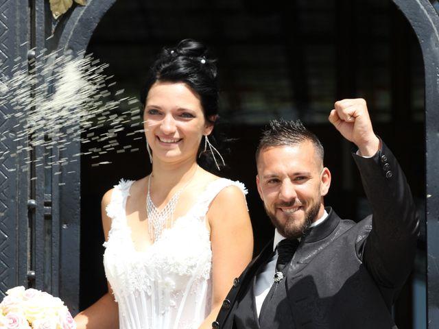 Le mariage de Angélina et Florient