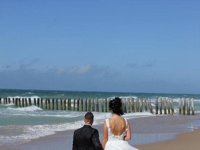 Le mariage de Florient et Angélina à Calais, Pas-de-Calais 17
