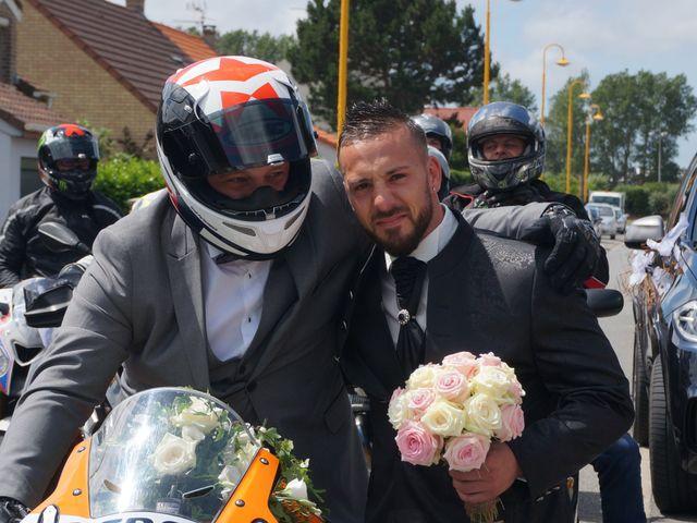 Le mariage de Florient et Angélina à Calais, Pas-de-Calais 2