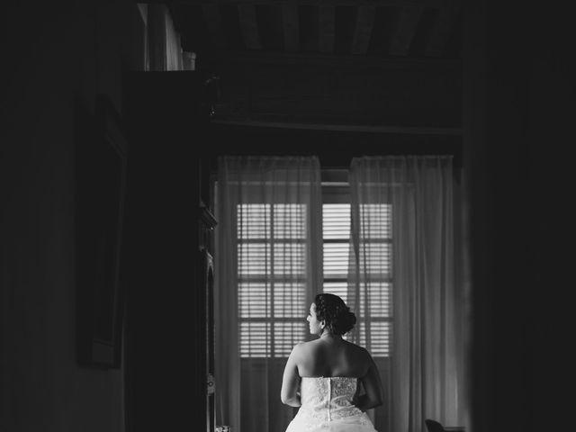 Le mariage de Franscesco et Aurélie à Clessé, Saône et Loire 5