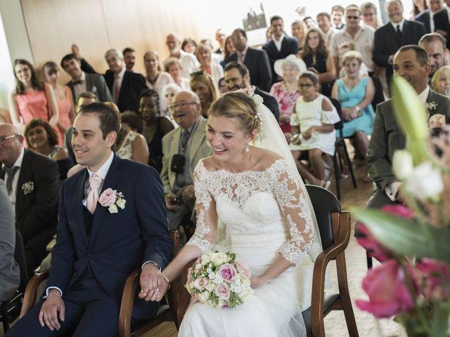 Le mariage de Denis et Marina à Saint-Fargeau-Ponthierry, Seine-et-Marne 11