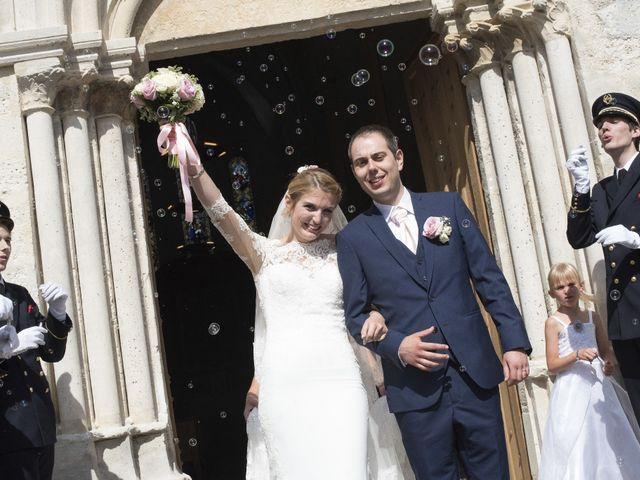 Le mariage de Denis et Marina à Saint-Fargeau-Ponthierry, Seine-et-Marne 25