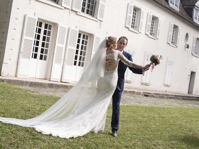 Le mariage de Denis et Marina à Saint-Fargeau-Ponthierry, Seine-et-Marne 30