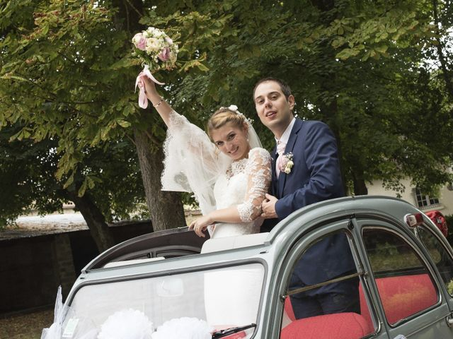 Le mariage de Denis et Marina à Saint-Fargeau-Ponthierry, Seine-et-Marne 50