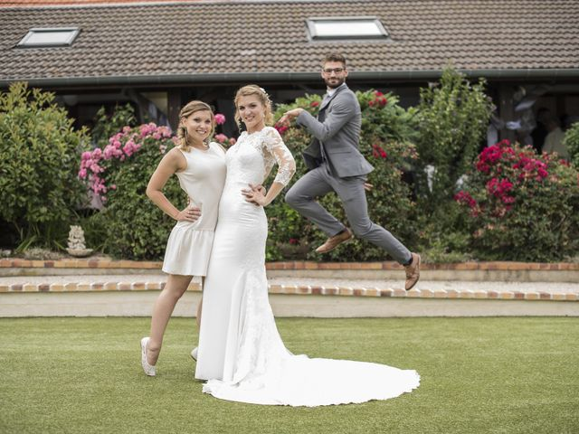Le mariage de Denis et Marina à Saint-Fargeau-Ponthierry, Seine-et-Marne 2