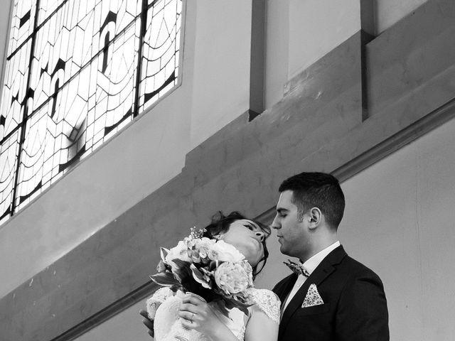 Le mariage de Walid et Laura à Choué, Loir-et-Cher 7