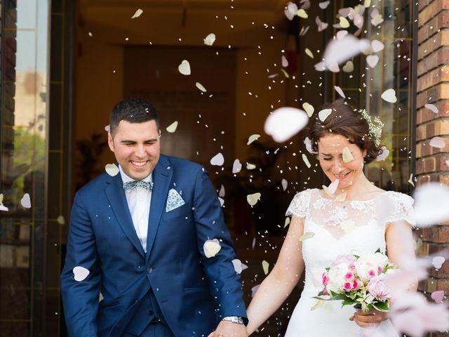 Le mariage de Walid et Laura à Choué, Loir-et-Cher 8
