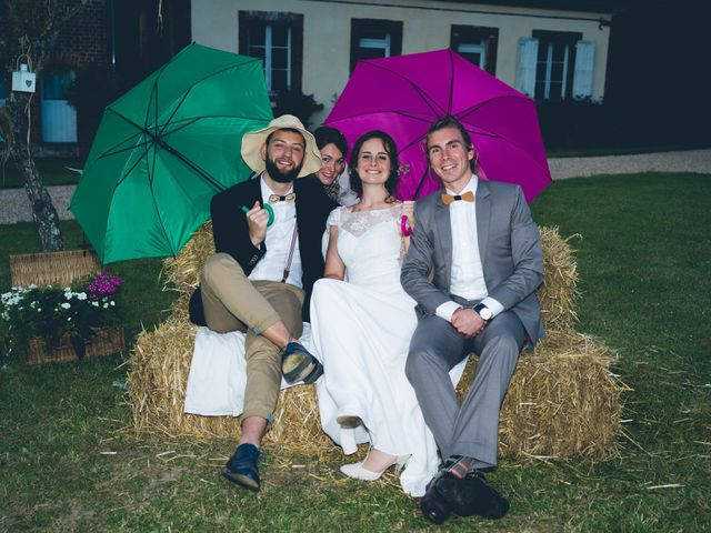 Le mariage de Walid et Laura à Choué, Loir-et-Cher 18