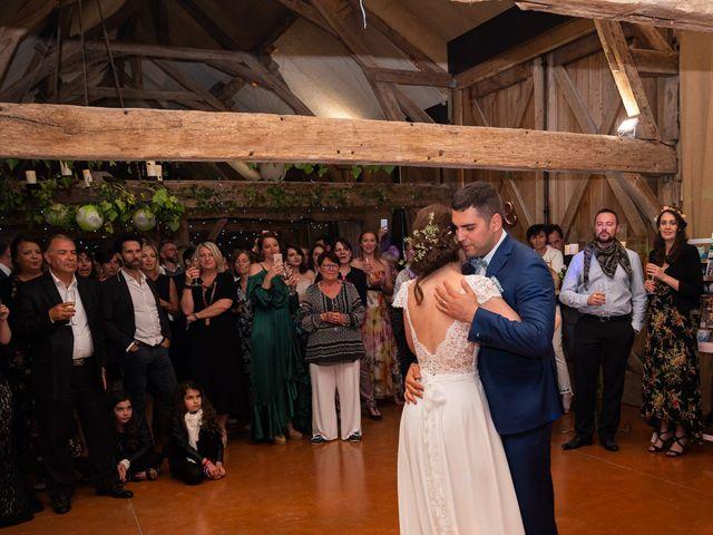 Le mariage de Walid et Laura à Choué, Loir-et-Cher 23