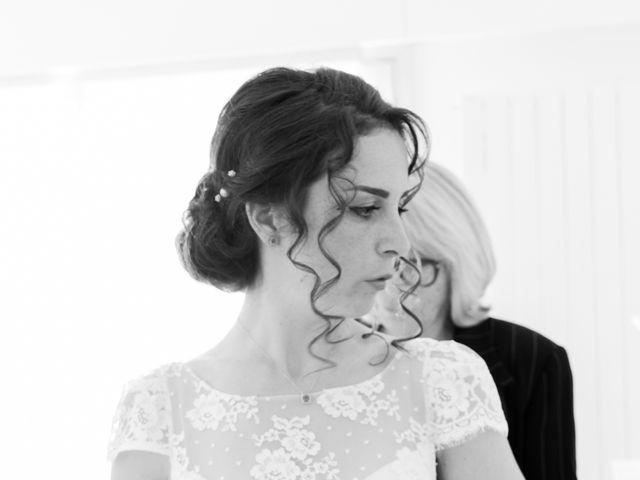 Le mariage de Walid et Laura à Choué, Loir-et-Cher 3