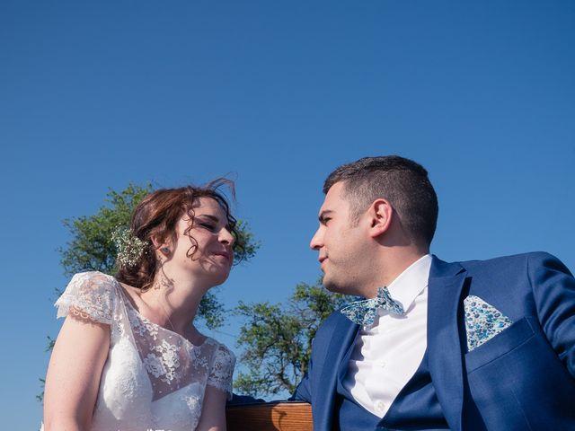Le mariage de Walid et Laura à Choué, Loir-et-Cher 10