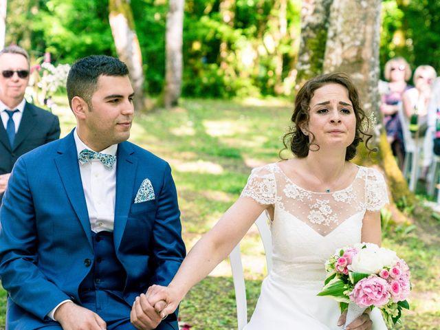 Le mariage de Walid et Laura à Choué, Loir-et-Cher 15