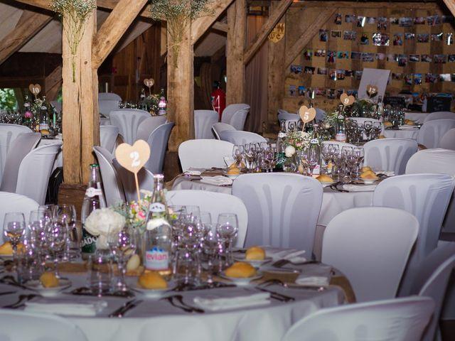 Le mariage de Walid et Laura à Choué, Loir-et-Cher 21
