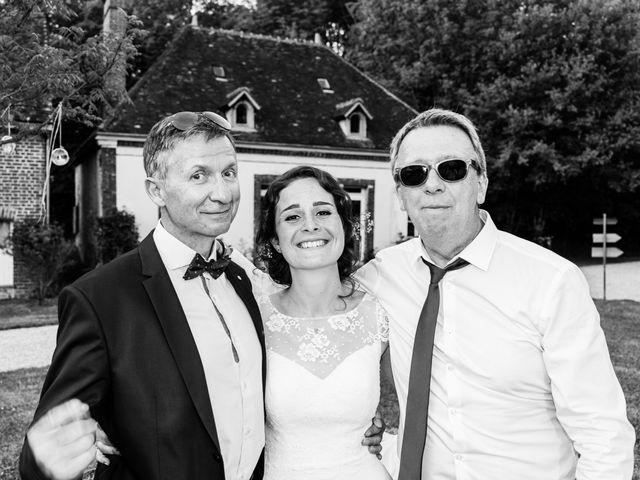 Le mariage de Walid et Laura à Choué, Loir-et-Cher 20