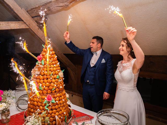 Le mariage de Walid et Laura à Choué, Loir-et-Cher 19