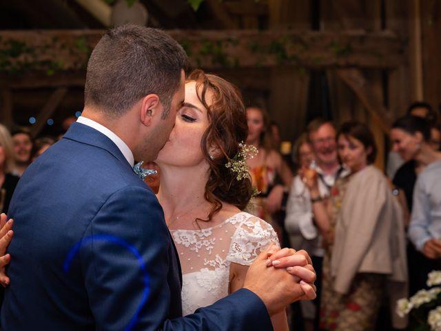 Le mariage de Walid et Laura à Choué, Loir-et-Cher 25