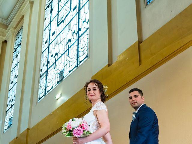 Le mariage de Walid et Laura à Choué, Loir-et-Cher 6