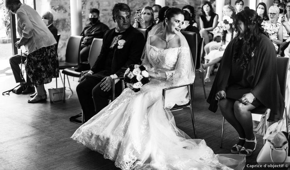 Le mariage de Mathieu et Sibel à Villejuif, Val-de-Marne